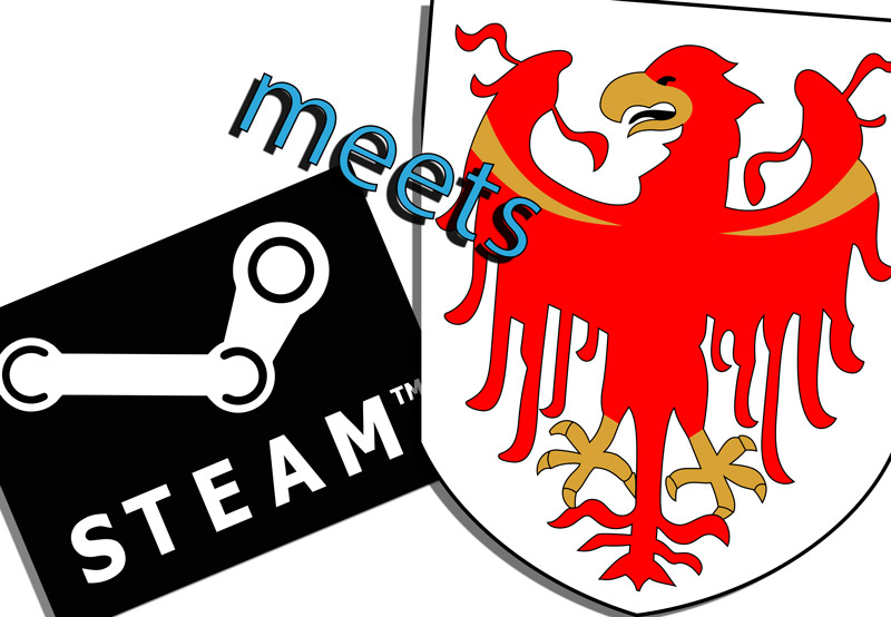 Steam meets Südtirol
